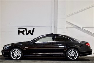 Mercedes CL63 AMG for sale