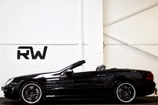 Mercedes SL for sale