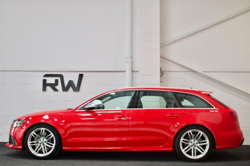 used Audi RS6 Avant TFSI Avant Tiptronic Quattro 5dr in berkshire