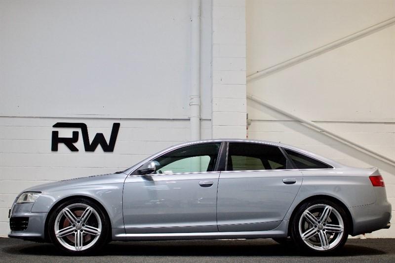 used Audi RS6 TFSI V10 Tiptronic Quattro 4dr in berkshire