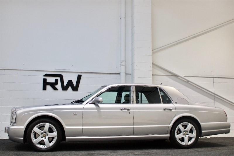 used Bentley Arnage T 4dr in berkshire