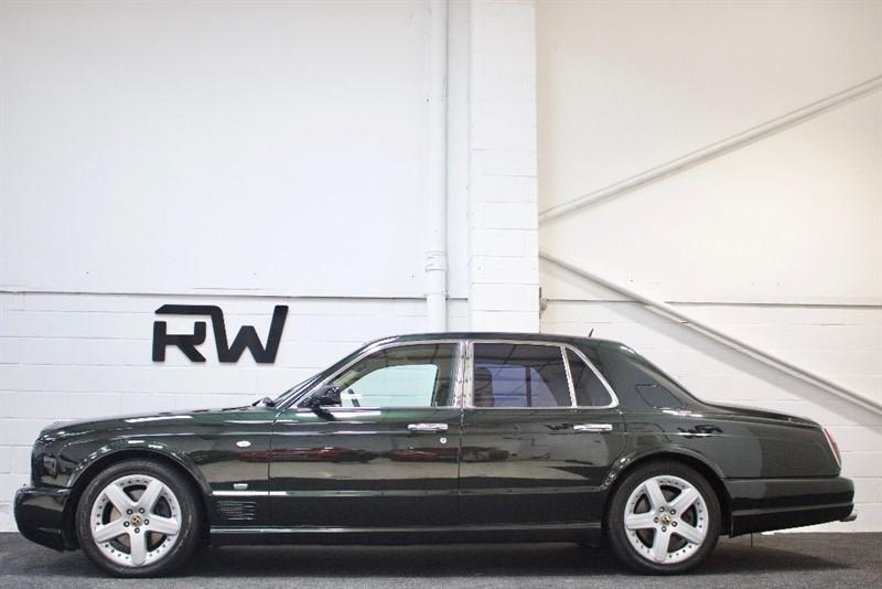 used Bentley Arnage R 4dr in berkshire