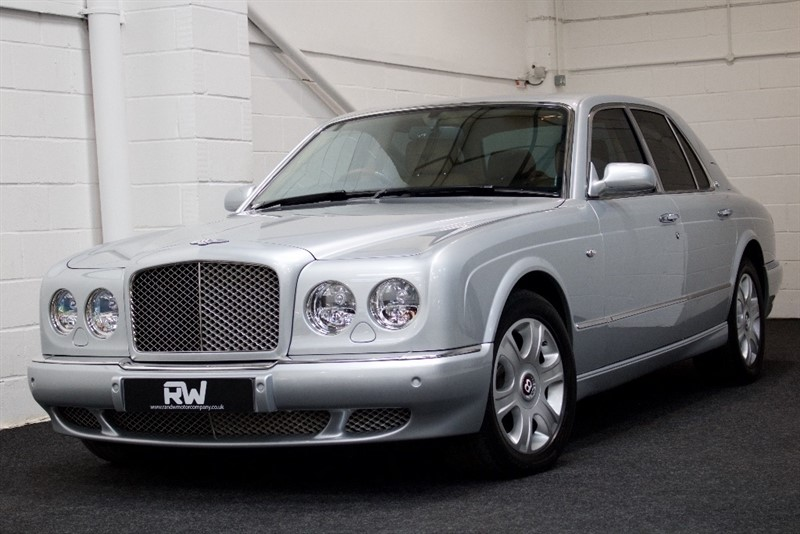 used Bentley Arnage R 4dr in berkshire