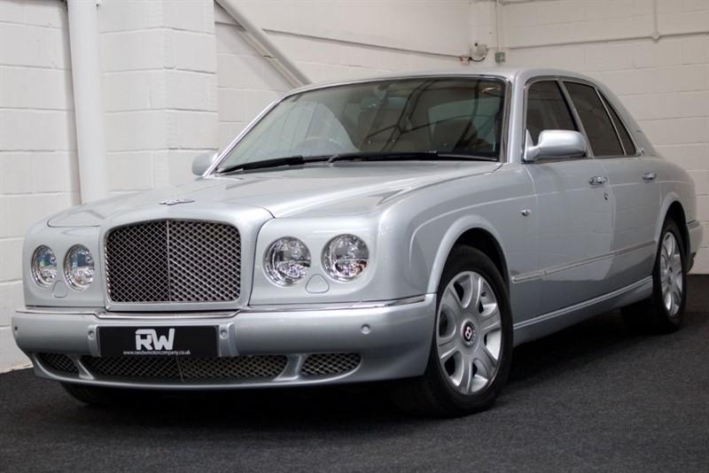 used Bentley Arnage ARNAGE R+1 OWNER+26K+PRISTINE in berkshire