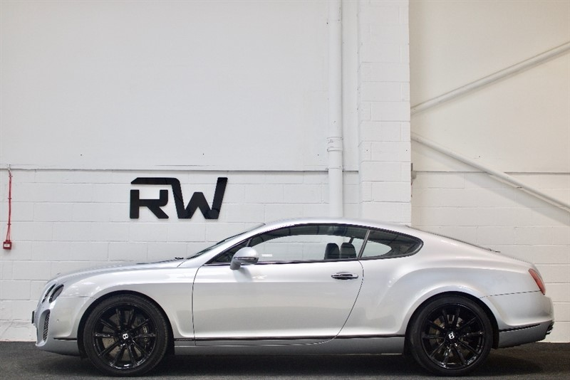 used Bentley Continental GT Supersports 2dr in berkshire