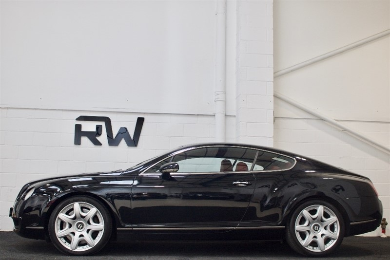used Bentley Continental GT 2dr in berkshire