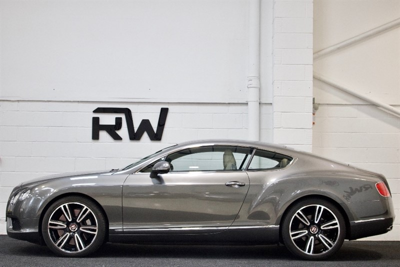 used Bentley Continental V8 GT 2dr in berkshire