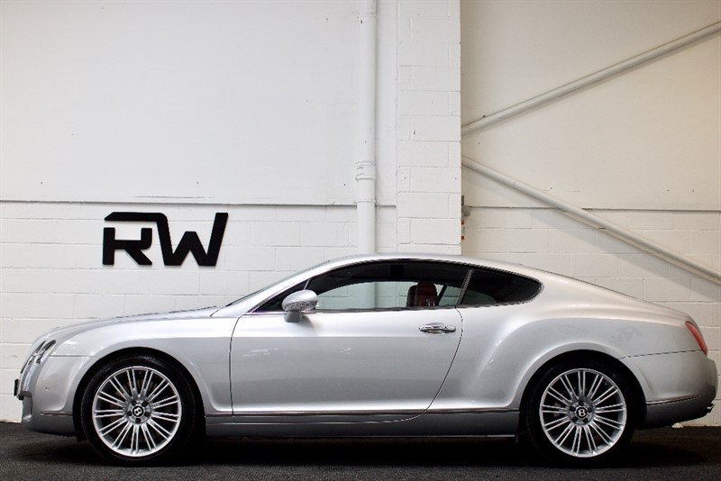used Bentley Continental W12 GT Speed 2dr in berkshire