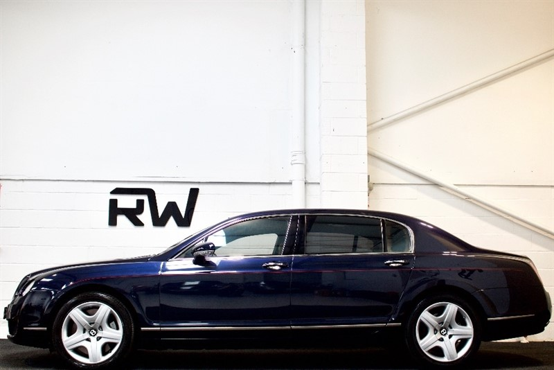 used Bentley Continental Flying Spur 4dr in berkshire