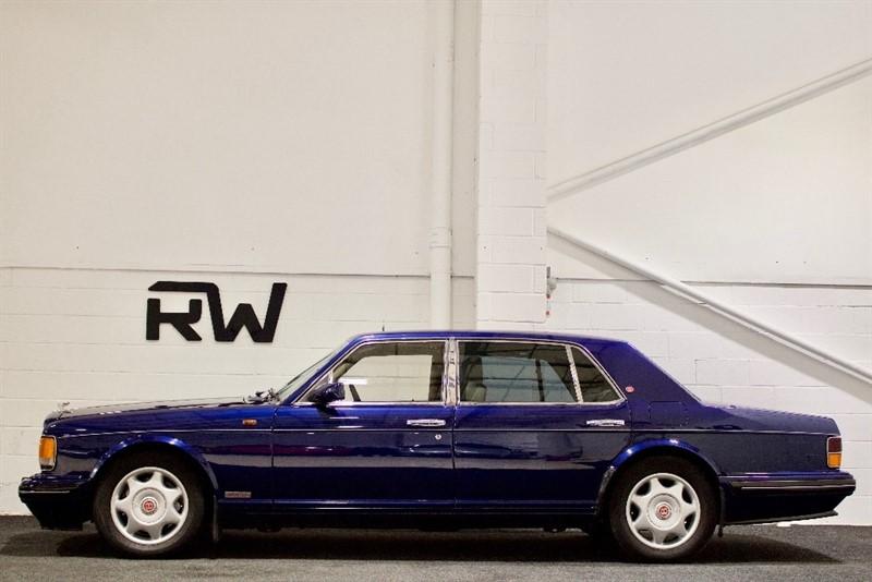 used Bentley Turbo R 4dr (LWB) in berkshire