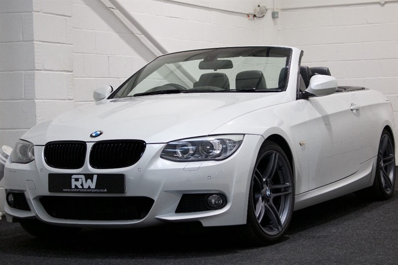 used BMW 330d 3 Series M Sport 2dr in berkshire