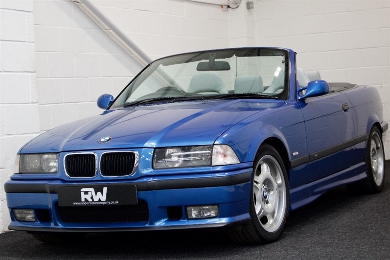used BMW M3 Evolution Sequential 2dr in berkshire