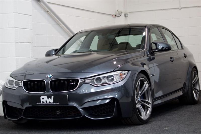 used BMW M3 M3+MINERAL GREY+22K+FSH+RARE MANUAL in berkshire