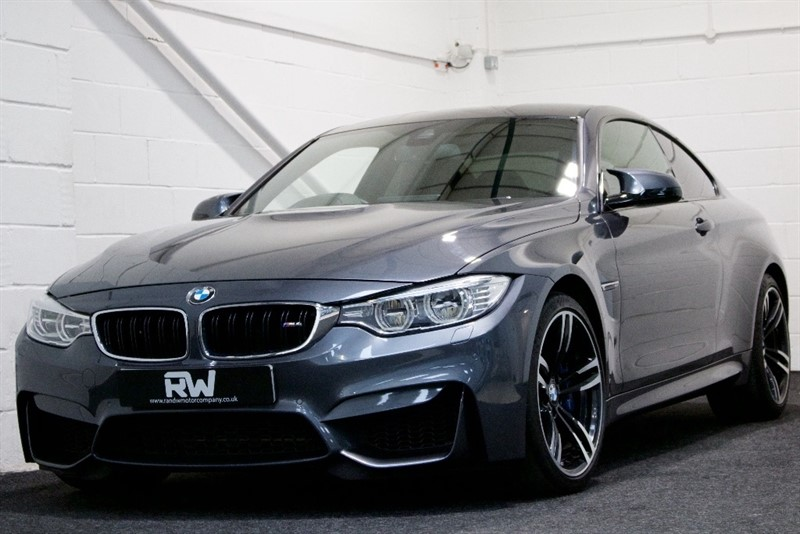 used BMW M4 M4 DCT 2dr (start/stop) in berkshire