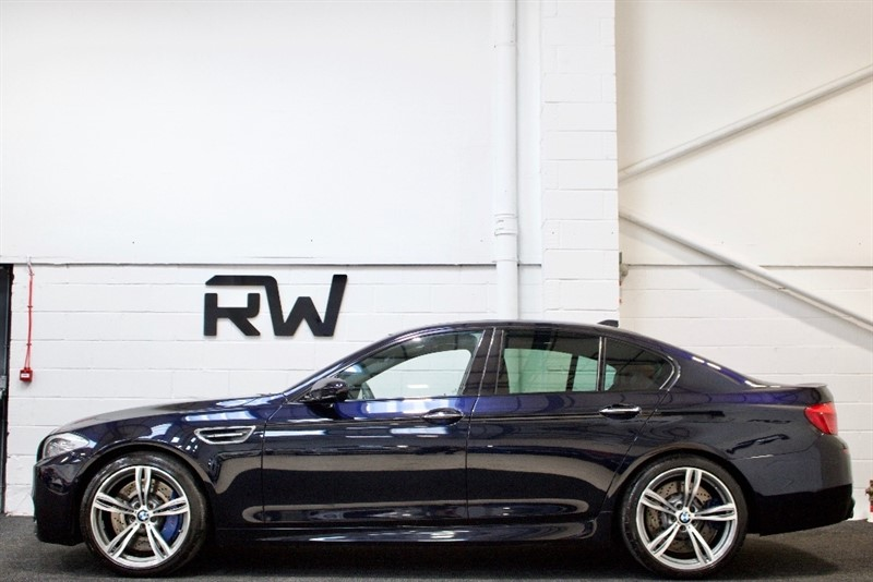 used BMW M5 4dr in berkshire