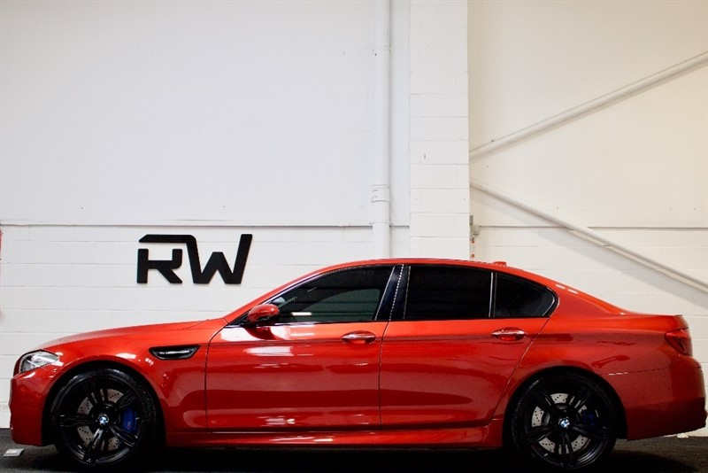used BMW M5 M DCT 4dr in berkshire