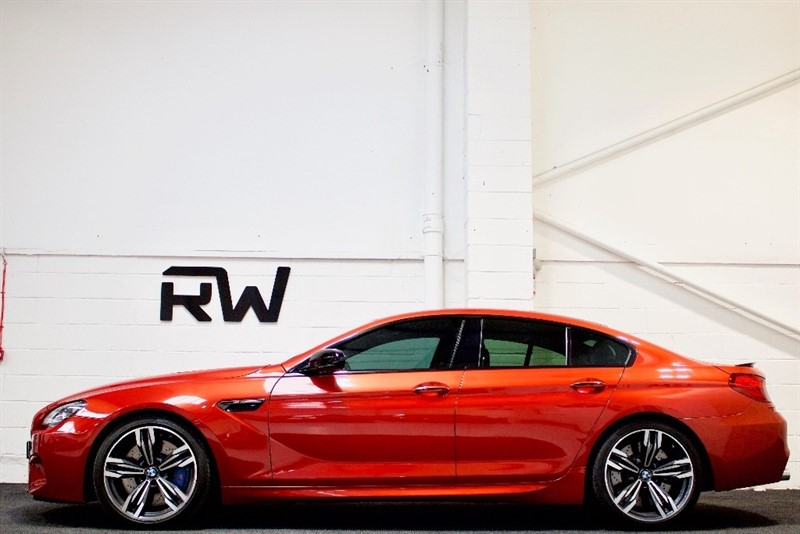 used BMW M6 Gran Coupe M DCT 4dr in berkshire