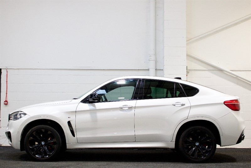 used BMW X6 30d M Sport Steptronic xDrive 5dr in berkshire