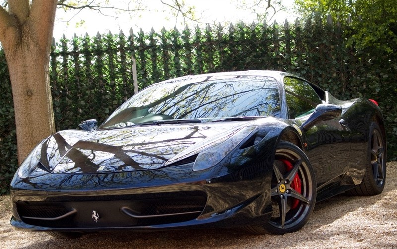 used Ferrari 458 Italia Auto Seq 2dr in berkshire