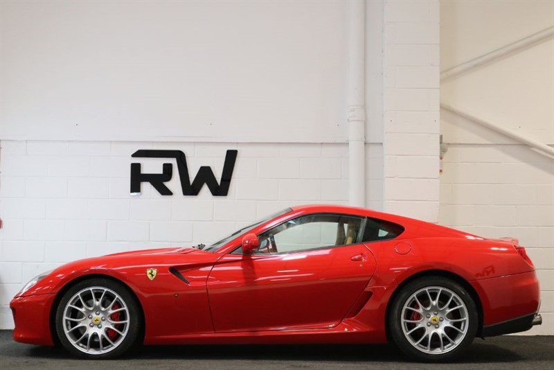 used Ferrari 599 599 F1 LEFT HAND DRIVE in berkshire