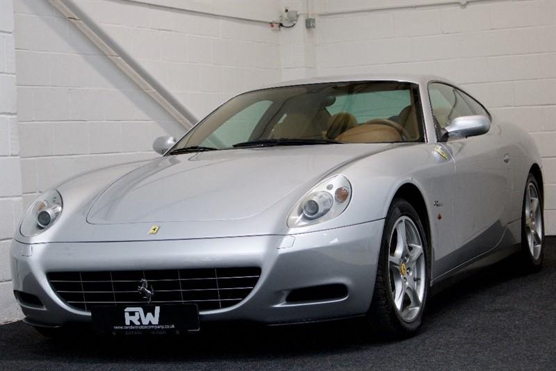 used Ferrari 612 LEFT HAND DRIVE+25K+FSH+IMMACULATE in berkshire