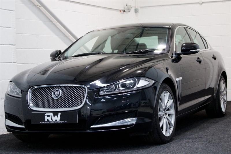 used Jaguar XF TD Premium Luxury 4dr in berkshire