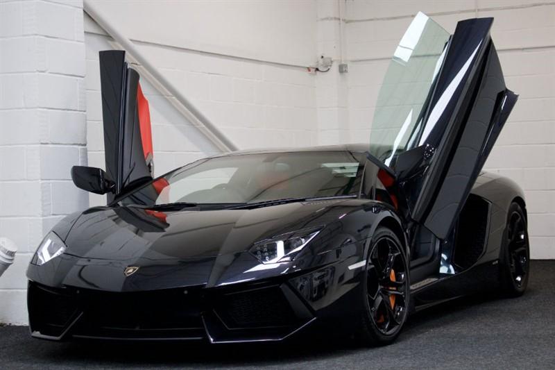 used LamborghiniAventador  in Berkshire