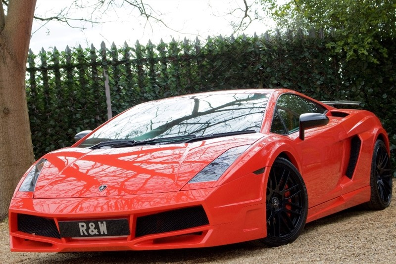 used Lamborghini Gallardo V10 4WD 2dr in berkshire