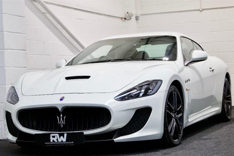 used Maserati Granturismo MC Stradale Semi-A 2dr in berkshire