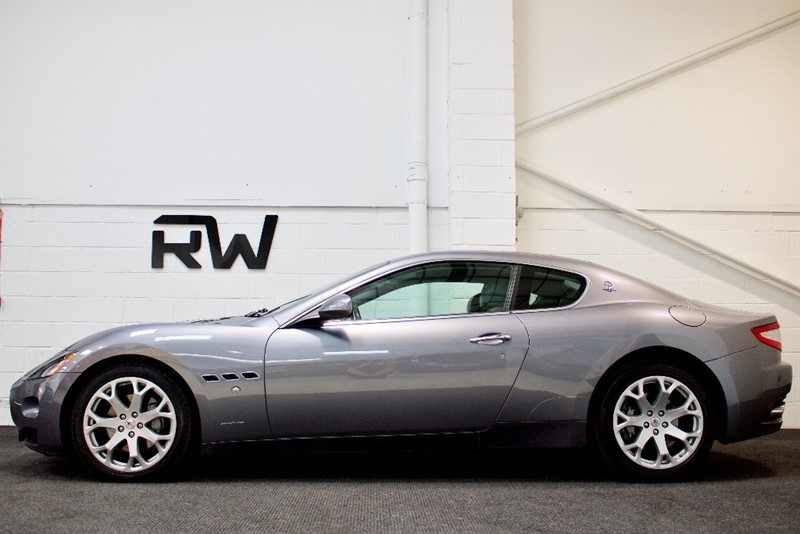 used Maserati Granturismo 2dr in berkshire