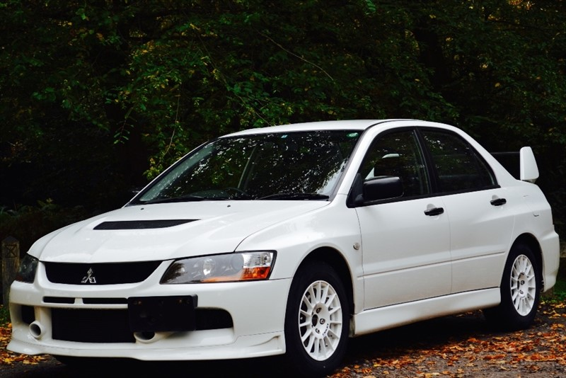used Mitsubishi Lancer EVO 9 MR RS LIGHTWEIGHT EDITION in berkshire