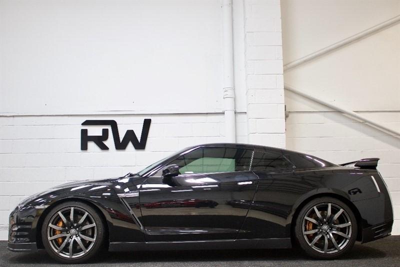 used Nissan GT-R V6 Premium 2dr in berkshire