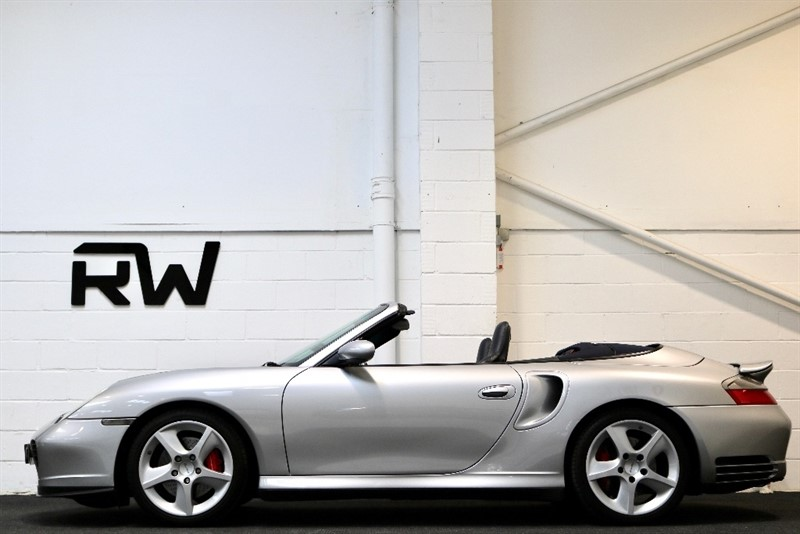 used Porsche 911 996 Turbo Cabriolet AWD 2dr in berkshire