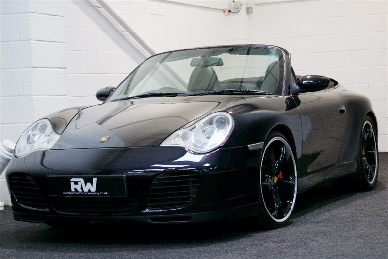 used Porsche 911 996 Carrera 4S Cabriolet Tiptronic S AWD 2dr in berkshire