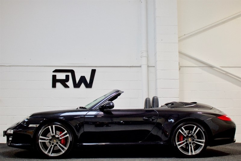 used Porsche 911 997 Carrera S Cabriolet PDK 2dr in berkshire