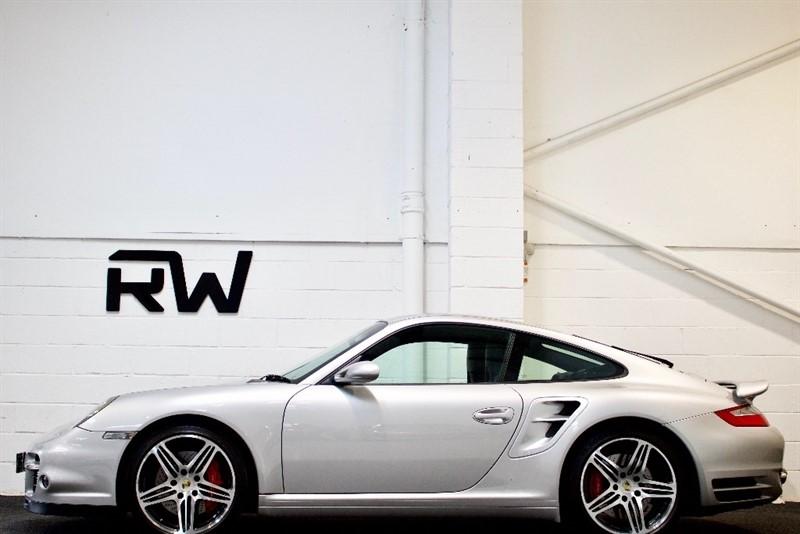used Porsche 911 997 Turbo Tiptronic S AWD 2dr in berkshire