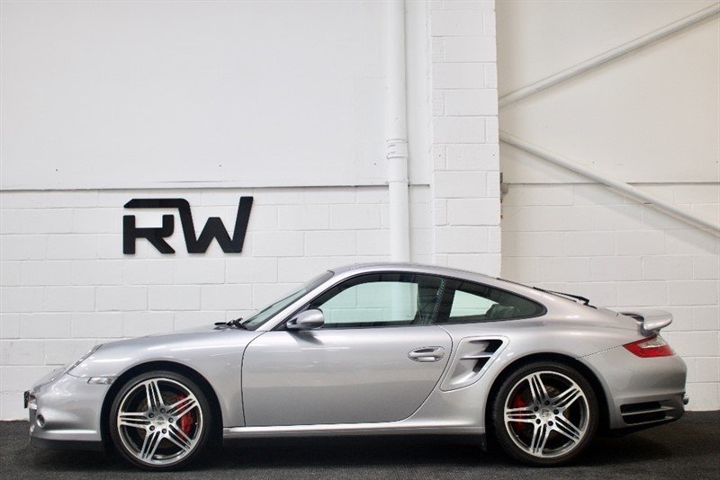 used Porsche 911 997 Turbo AWD 2dr in berkshire