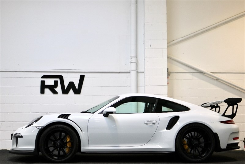 used Porsche 911 991 GT3 RS PDK 2dr in berkshire