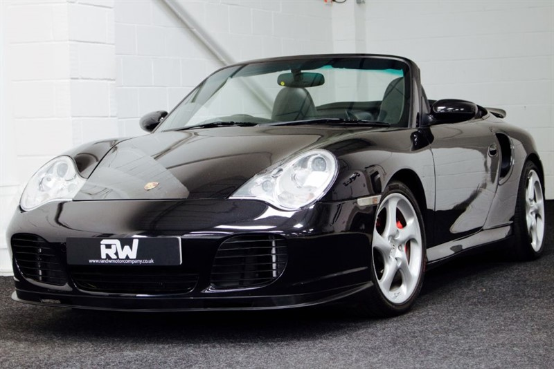 used Porsche 911 Turbo 911 996 TURBO CABRIOLET in berkshire