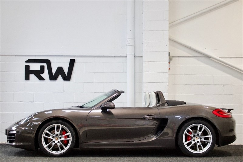 used Porsche Boxster 981 S PDK 2dr in berkshire