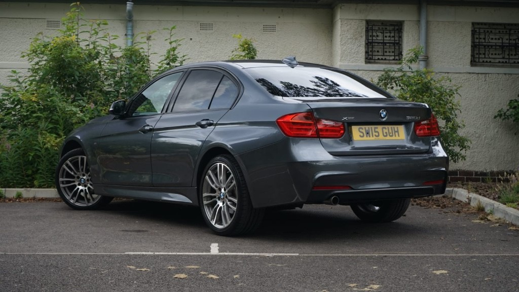 Bmw 320d Cowgate Motor Company Tayside