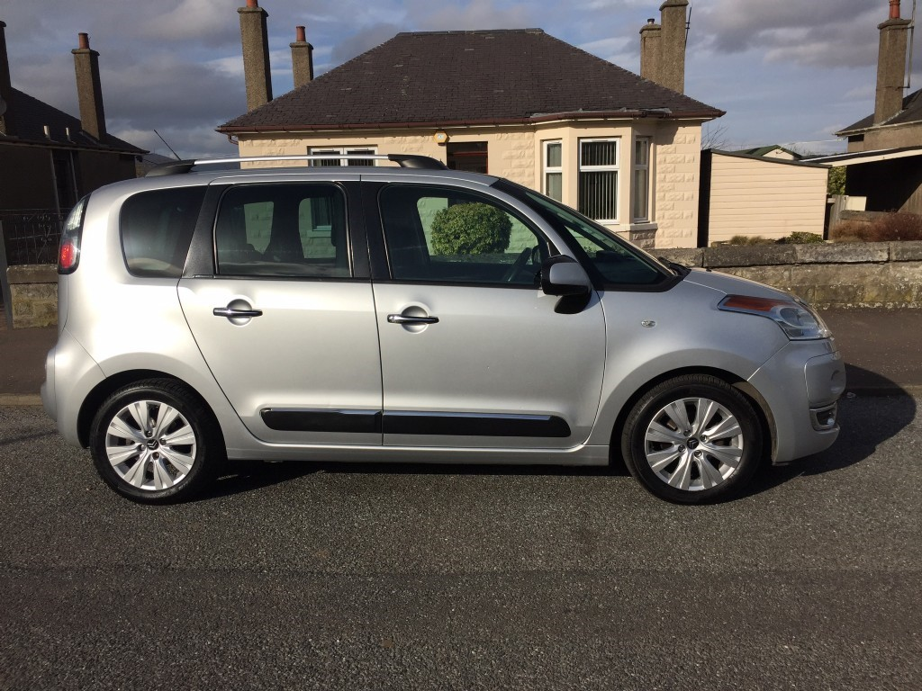 used citroen c3 picasso exclusive hdi cowgate motor company. Black Bedroom Furniture Sets. Home Design Ideas