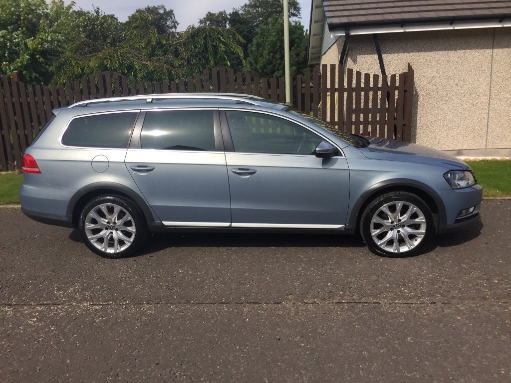used vw passat alltrack tdi bluemotion tech 4motion dsg cowgate motor company. Black Bedroom Furniture Sets. Home Design Ideas