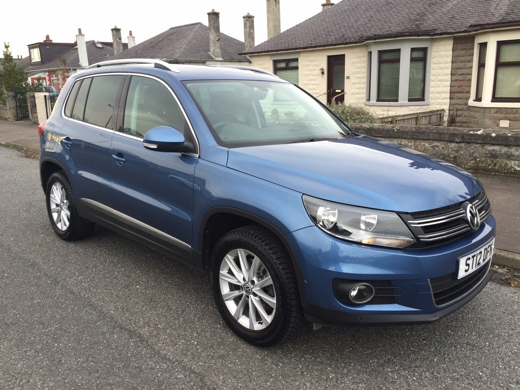 used vw tiguan se tdi bluemotion technology 4motion cowgate motor company. Black Bedroom Furniture Sets. Home Design Ideas