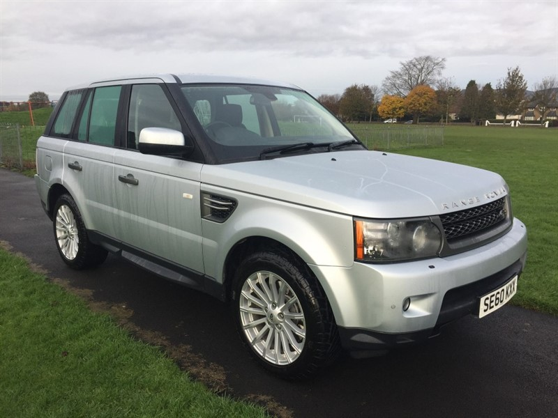 used Land Rover Range Rover Sport TDV6 SE in dundee-scotland