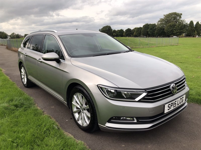 used VW Passat SE BUSINESS TDI BLUEMOTION TECHNOLOGY in dundee-scotland