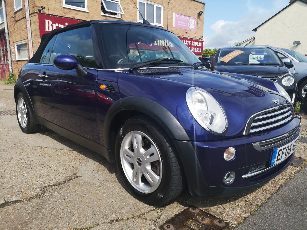 Mini Cooper Key Auto Sales Essex