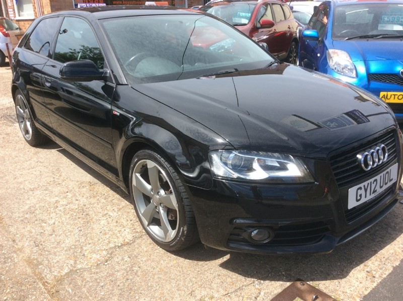used Audi A3 TDI S LINE SPECIAL EDITION in braintree