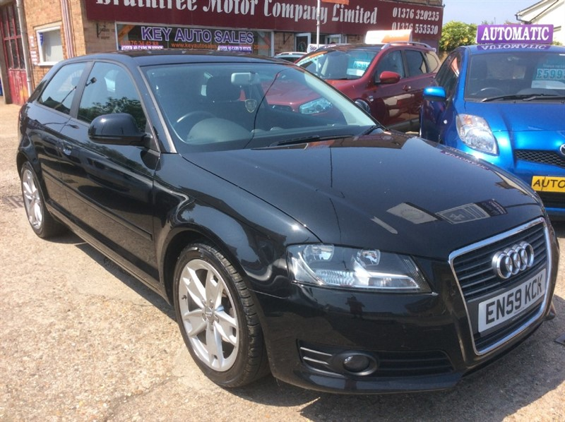 used Audi A3 TFSI SPORT in braintree