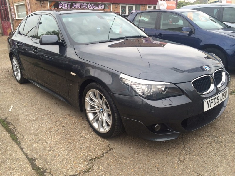 used BMW  5 Series M Sport Business Edition in braintree